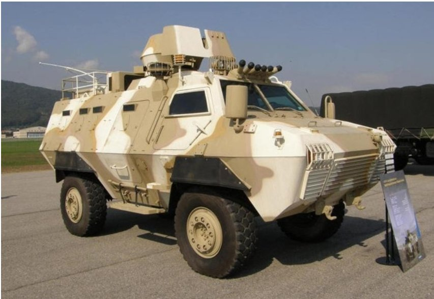 Armored Person Carrier (Model FMAC10-0708)