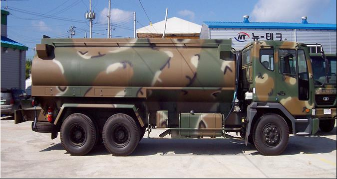 Fuel Tanker 10000 Liter