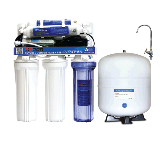 RO Water Purifier with Mineral – GRO-060-M