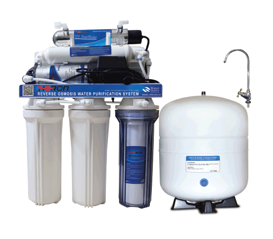 RO Water Purifier with UV – GRO-060-UV