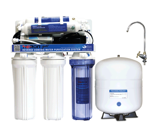 Heron Gold Water Purifier – GRO-075