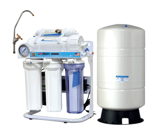 Mini Commercial Water Purifier – GRO-200-10